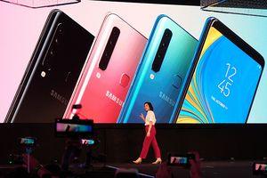 Samsung ra mắt smartphone đầu tiên trên thế giới có 4 camera ở mặt lưng