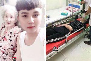 Bạn bè tiếc thương cháu ngoại của cụ bà 'xì tin nhất Việt Nam' ra đi khi tuổi đời còn quá trẻ