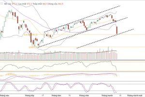 Thị trường hoảng loạn, Vn-Index mất mốc 950 điểm