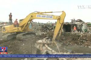 Indonesia tiếp tục hứng chịu động đất mạnh