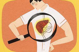 Thực hư hiệu quả các phương pháp detox thải độc gan