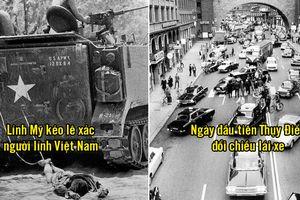 18 bức ảnh lịch sử 'chấn động' thế giới gây xúc động mạnh cho người xem