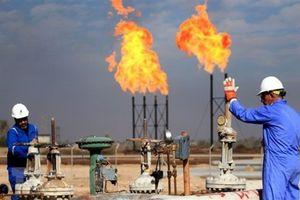 Giá dầu giảm xuống 2% theo chứng khoán Mỹ