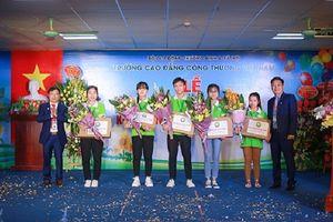 Trường CĐ Công thương Việt Nam: Hơn 1.000 tân sinh viên dự lễ khai giảng năm học mới