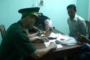 Quảng Bình: Bắt giữ đối tượng vận chuyển ma túy qua vùng biên