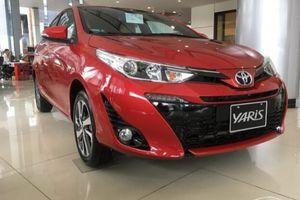 Kết thúc tháng 9/2018: Toyota Việt Nam bán được hơn 6.200 xe