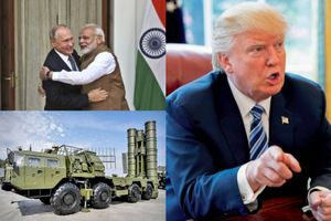 Ông Trump 'lấp lửng' chuyện trừng phạt Ấn Độ vì mua S-400 của Nga