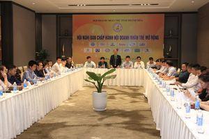 Hội doanh nhân trẻ Thanh Hóa: Nâng cao năng lực và tính chuyên nghiệp trong hoạt động