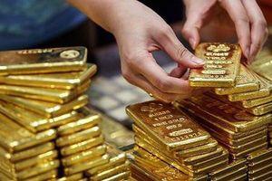 Giá vàng miếng đi ngang, USD giảm nhẹ