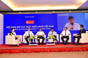 Những hình ảnh ấn tượng tại Hội nghị Đối tác phát triển hàng Việt Nam