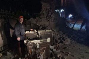 Động đất tiếp tục 'tấn công' Indonesia