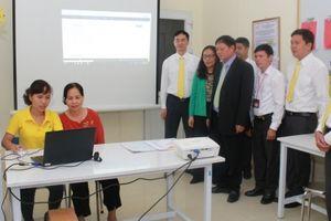 Khai trương thí điểm mô hình hỗ trợ công dân thực hiện dịch vụ công trực tuyến