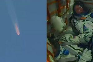 Tàu vũ trụ Soyuz Nga phát nổ trên không trung, hai phi hành gia thoát chết thần kì