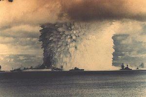 Ảnh màu hiếm về các vụ thử hạt nhân chấn động của Mỹ giữa thế kỷ 20