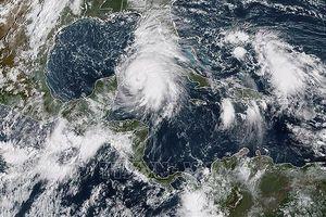Bão Michael với sức gió rất mạnh đổ bộ vào bang Florida của Mỹ
