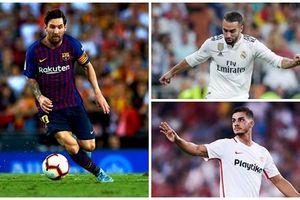 10 cầu thủ xuất sắc nhất La Liga 2018/2019: Lionel Messi không có đối thủ