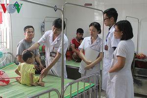 Báo động hiện tượng trẻ bị chó nhà cắn thương tâm ở Nghệ An