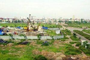 Hà Nội công khai 8 doanh nghiệp nợ gần 750 tỷ đồng tiền sử dụng đất