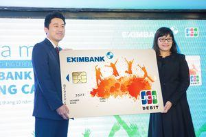 Eximbank ra mắt thẻ Eximbank JCB Young Card dành cho giới trẻ