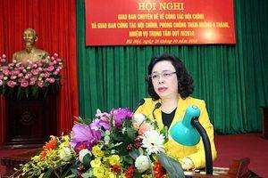 Hà Nội: Giữ vững an ninh trật tự, tuyệt đối không lơ là, chủ quan