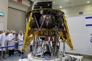 Israel hoãn kế hoạch phóng tàu đổ bộ lên Mặt Trăng