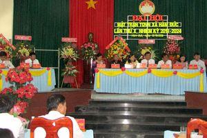 Đại hội điểm MTTQ Việt Nam xã Hàm Đức, tỉnh Bình Thuận