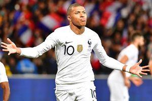 Mbappe cứu Pháp thoát thua Iceland