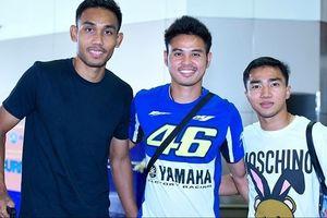 3 ngôi sao J-League 1 về nước giúp đội tuyển Thái Lan