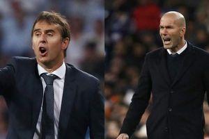Cái bóng của Zidane chôn vùi Lopetegui tại Real như thế nào?