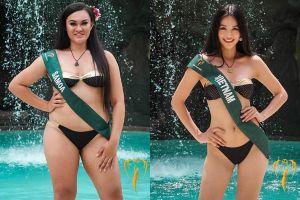 Thí sinh Hoa hậu Trái đất lộ hình thể kém thon gọn khi mặc áo tắm