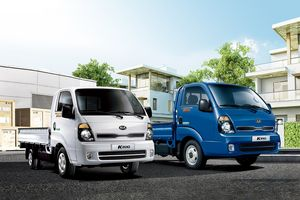 Xe tải Kia New Frontier - động cơ Euro 4, thân thiện môi trường