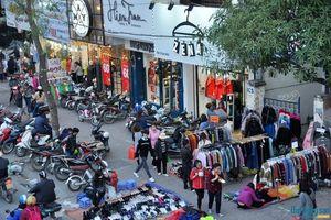 Chớm lạnh, thị trường áo ấm vào mùa