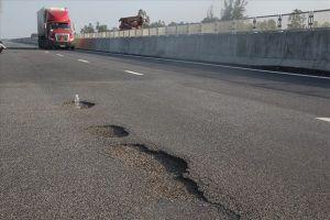Hư hỏng trên đường cao tốc Đà Nẵng- Quảng Ngãi: Cái kết đã được cảnh báo trước
