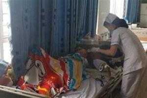 Thành viên SBC bị trộm chó đạp ngã, đứt động mạch chủ