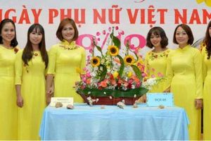 Kịch bản mít tinh ngày Phụ nữ Việt Nam 20.10 đơn giản, ý nghĩa