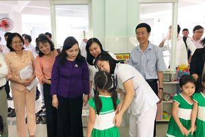 Bộ Y tế phát động chiến dịch phòng chống dịch tay chân miệng, sởi, sốt xuất huyết