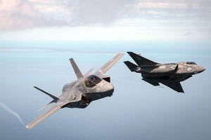 Lầu Năm Góc tạm dừng các chuyến bay của F-35