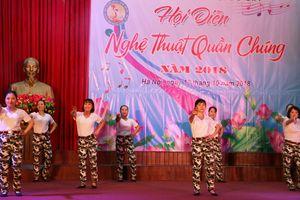 Bệnh viện Bỏng Quốc gia tổ chức Hội diễn nghệ thuật quần chúng