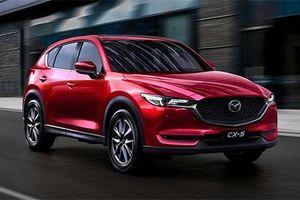 Mazda CX-5 bản tăng áp 2.5L mới, từ 534 triệu đồng