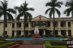 Doanh nghiệp bị hành hung tại trụ sở huyện khi đến dự thầu