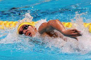 Kình ngư Nguyễn Huy Hoàng đoạt HCV Olympic trẻ