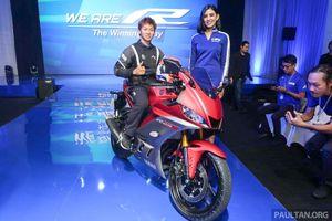 Yamaha giới thiệu 2 mẫu R3 và R25 hoàn toàn mới
