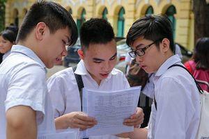 Thi quốc gia 2019, cán bộ không được chấm bài thi của thí sinh tỉnh mình