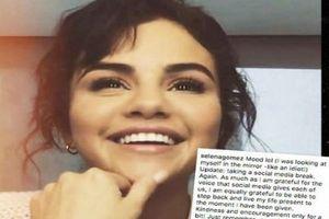 Selena Gomez nhập viện để điều trị tâm thần