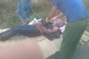 Hà Tĩnh: Nam thanh niên bị xe máy đè lên người tử vong dưới mương nước