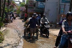 Cần Thơ: Chính quyền xử lý vệ sinh, môi trường sau khi nước triều rút