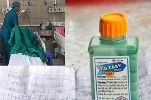Thuốc diệt cỏ Paraquat và cảnh báo nguy hiểm của bệnh viện
