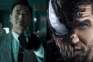 'Venom' là phim được chờ đợi nhất cuối tuần này tại rạp chiếu