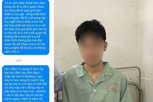 Bị cướp cái ngàn vàng và phụ tình, nữ sinh Phú Yên đâm bạn trai trúng tim viết tâm thư