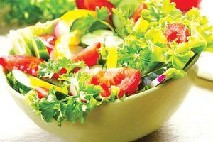 Lợi ích của việc bổ sung rau xanh hàng ngày